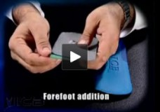 Forefoot Additions with ICB Orthotics